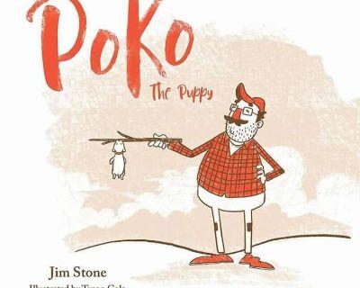 Poko the puppy