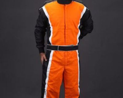 Driver Custom Suit Sfi/3.2a/1 Custom Fr Cotton Proban Racing Suits/drag Racing