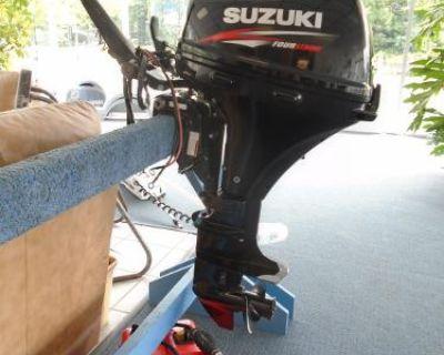 2017 Suzuki DF15AES2