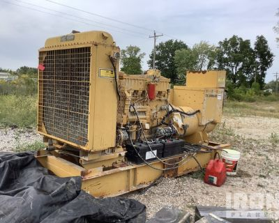 Cat SR-4 400 kVA Gen Set