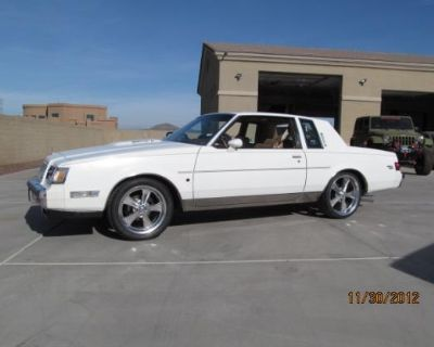 1987 Buick Regal Coupe