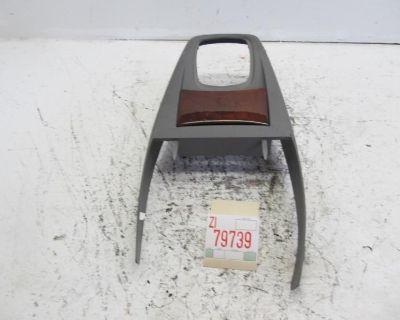 02 03 Vw Passat Sedan Center Console Ash Tray Lighter Gear Shifter Trim Oem
