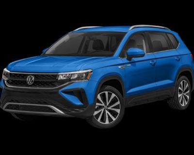 New 2022 Volkswagen Taos 1.5T SE 4Motion
