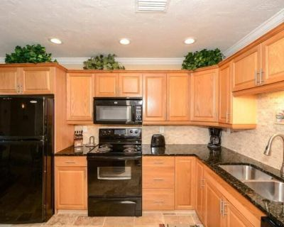 Condo 508 Relax in this beautiful top floor beach front 2BRs 2Bath condo located on the No 1 Beach in the US at Sea Shell Beach Front Property - Siesta Key