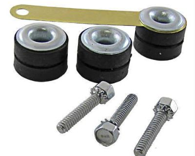 1968-1972 Gto & Chevelle Wiper Motor Grommets And Screws