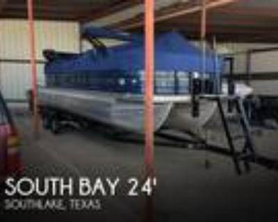 22 foot South Bay S224 RS 2.75