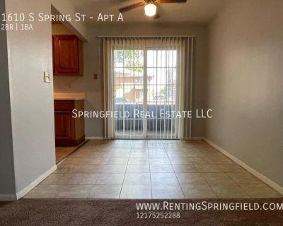 Apartment Rental - 1610 S Spring St