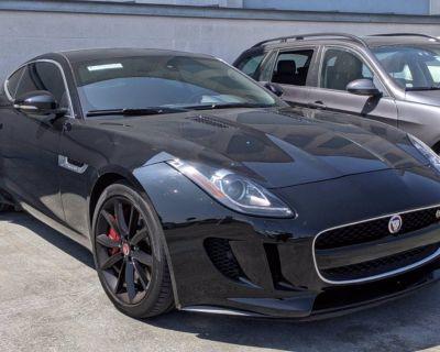 2015 Jaguar F-TYPE S