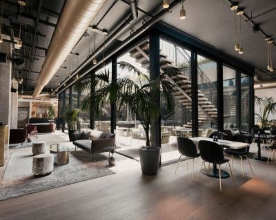 Exclusive Restaurant and Rooftop, Beverly Hills, CA