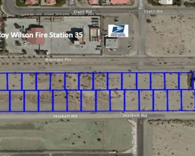 5.86 Acres Vacant Land - Street to Street Access on Ramon Rd
