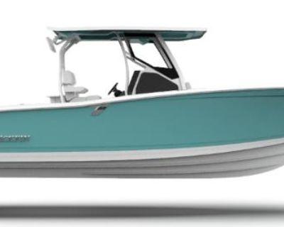 2022 Blackfin 272 CC