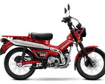 2021 Honda Trail125 ABS Cruiser Saint George, UT
