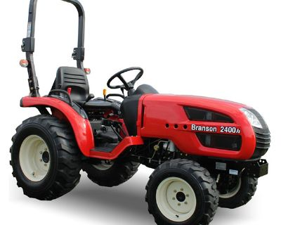2021 Branson Tractors 2400H Compact Tractors Rome, GA