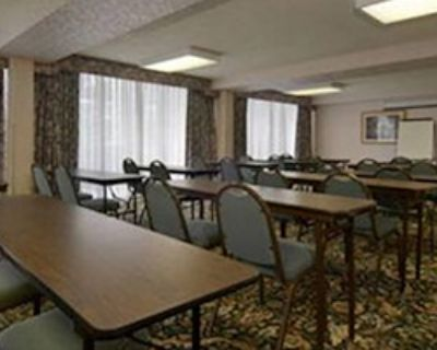 Private Meeting Room for 60 at Rodeway Inn & Suites Shreveport