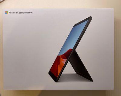 California - Microsoft Surface Pro-X [$700]