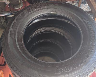 Georgia - Bridgestone Dueler HT 255/65/17 Tires