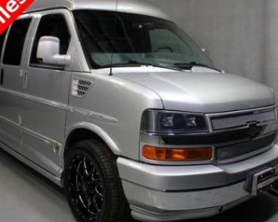 2011 Chevrolet Express Cargo Van YF7 Upfitter