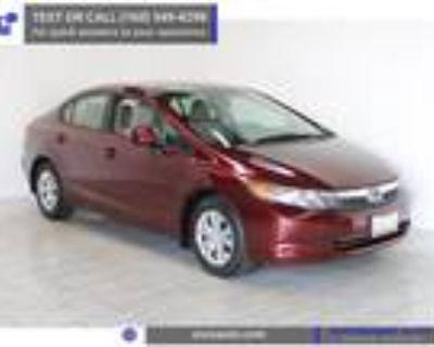 2012 Honda Civic Sdn LX for sale