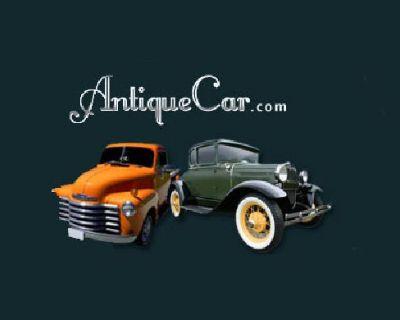 Buy American Made Classic Car Online - Antiquecar.com
