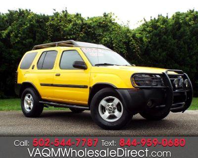2004 Nissan Xterra XE 4WD