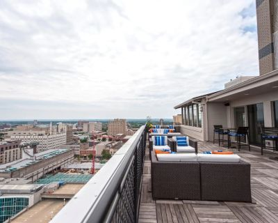 TWO Bold 1 BR CozyStays for your Louisville Getaway - Downtown Louisville