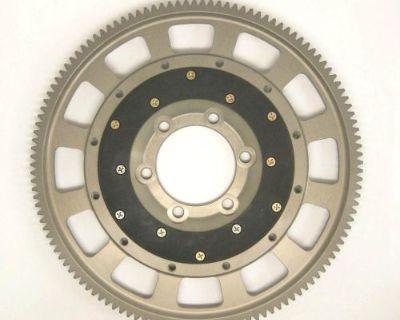 "Mazda Rotary Aluminum Flywheel For 7.25"" Clutch (12 5/8"" Diameter, Tii,fd,rx8 )"