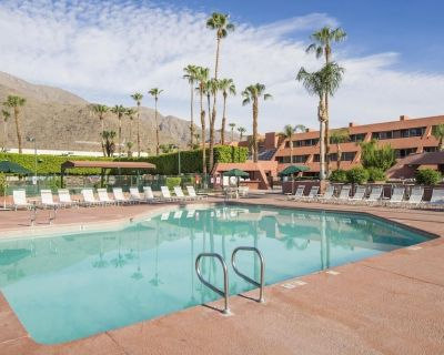 2 Stylish 1BR Units for Groups, Full Kitchen, Pool, Parking - Downtown Palm Springs