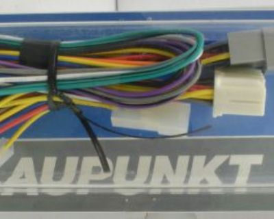Blaupunkt Tha Pnp Adapter Cable (part# 7607622033) Oem Radio Tha Car Amplifiers
