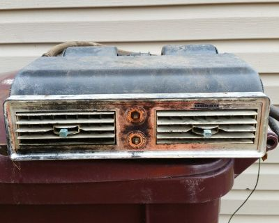Vintage HOT ROD RAT ROD Frigiking Air Conditioner UNDERDASH AC RARE CAR TRUCK