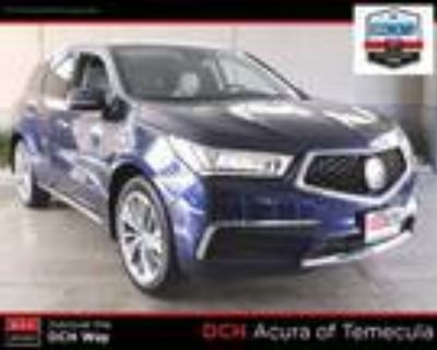 2018 Acura MDX 3.5L SH-AWD w/Technology Package