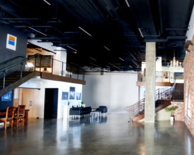 European Curated Event Space near the Greek Theater Los Angeles, Glendale, CA
