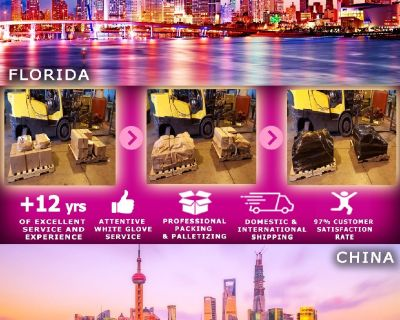 Crating Company,  Palletizing Boxes and Shipping - Packing Service, Inc