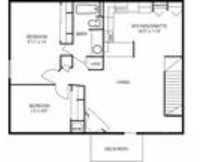 Foxhaven - FH - 2 Bed, 1 Bath Upper w/ Fireplace