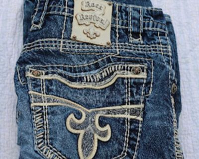 Rock Revival Jeans - Gently Used