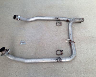 99-04 bassani o/r mid pipe