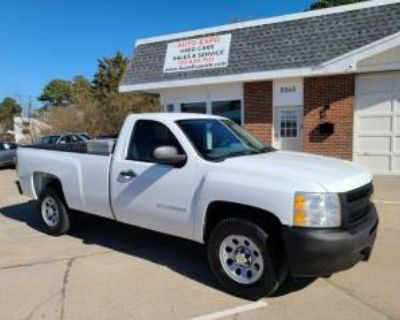 2013 Chevrolet Silverado 1500 WT Regular Cab Long Box 2WD