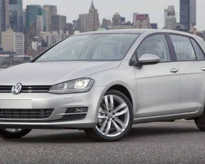 2017 Volkswagen Golf SEL