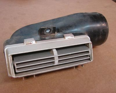 1965 Chevy Chevelle El Camino Ac Center Vent Duct Ss 327 396