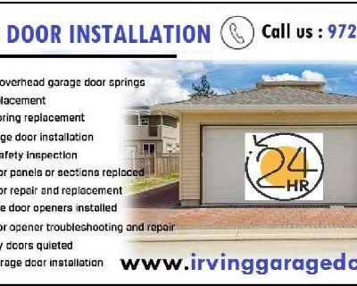 BBB/A1 rated Garage Door Opener Repair Services $25.95 Irving   75039
