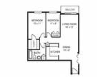 Riverwoods Apartments - 2 Bed 1 Bath w/Patio