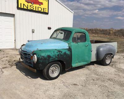 1950 Studebaker Pickup 1/2 Ton