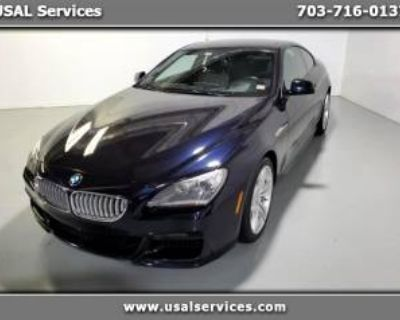 2013 BMW 6 Series 650i xDrive Coupe