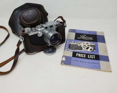 Mid Century Modern Online Estate Auction, Leica, Vintage Collectibles, Electronics, Tools, Art
