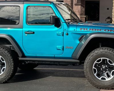 "Arizona - REDUCED: Four 35"" KO2's And Five 17x8.5 Quadratec Hardrock Wheels, TPMS Included."