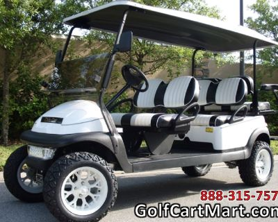 New & Used Golf Carts | Gas & Electric | Florida Golf Cars