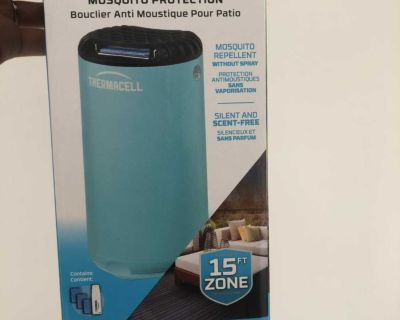 Brand New Thermacell Patio Shield