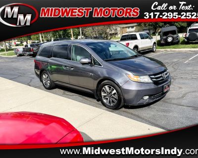 Used 2014 Honda Odyssey 5dr Touring