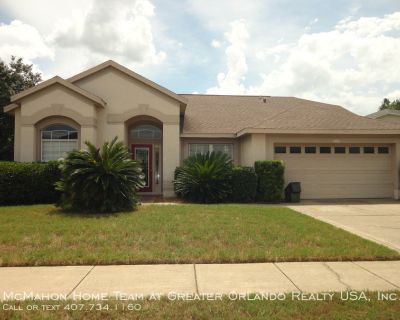 OVIEDO 4br 2ba POOL home. Fenced yard, one story, new master shower!