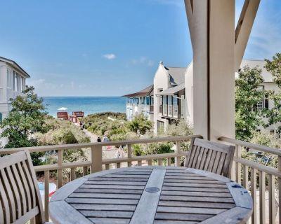 Yaya's Beach House - SLIGHT GULF VIEWS! CLOSE TO MAIN STREET! FREE GYM/TENNIS - Rosemary Beach