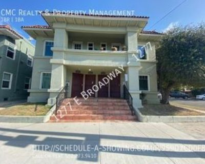 1277 E Broadway #1277, Long Beach, CA 90802 1 Bedroom Apartment